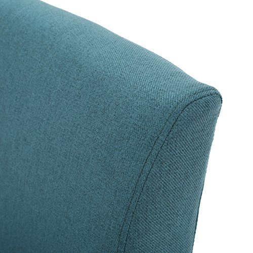 Christopher Knight Home 299752 Kassi Accent Chair, Dark Teal - 6