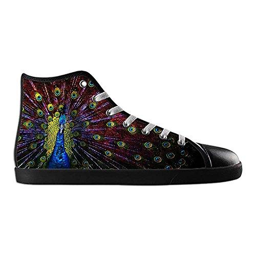 Dalliy sch?ne pfau Womens Canvas shoes Schuhe Footwear Sneakers shoes Schuhe C