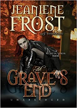 At Grave's End (Night Huntress Novels (Audio))