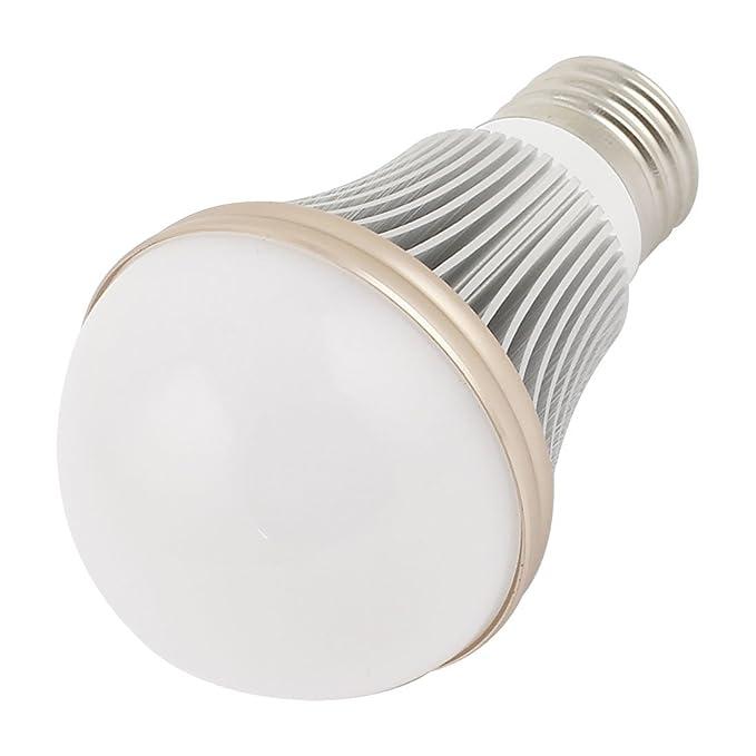 5 W E27 58 mm diámetro globo bombilla LED Carcasa de disipador de calor de aluminio: Amazon.es: Bricolaje y herramientas