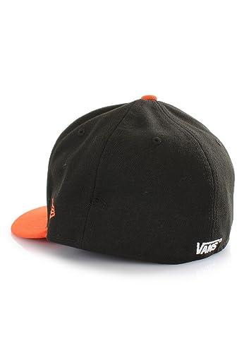 Gorra Vans: M Drop V New Era Black Tigerli BK/OR 7.1/2: Amazon.es: Deportes y aire libre
