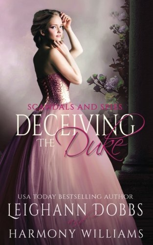 book cover of Deceiving The Duke