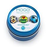 MOGO Design Soccer Kid Tin Collection