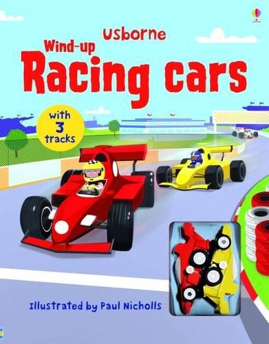 Wind-up Racing Cars (Usborne Wind-up Books)