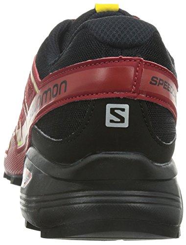 Salomon Speedcross Vario Herren Traillaufschuhe Rot (pulci / Nero / Rapido)