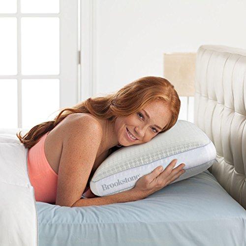 Brookstone BioSense Cool Air Pillow