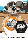 Coloriages mystères Star Wars par Mariez