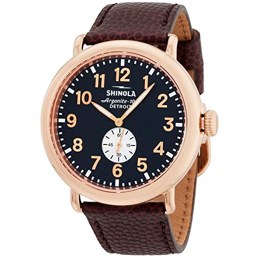 Shinola The Runwell Quartz Movement Blue Dial Men's Watch 11000168