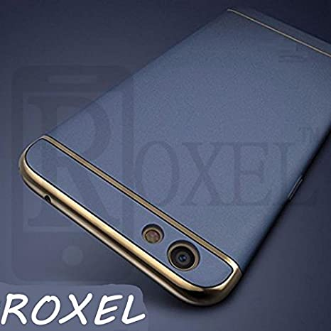 promo code 54e30 750c9 Roxel Oppo A83 Back Case Cover: Electroplated Luxury: Amazon.in ...