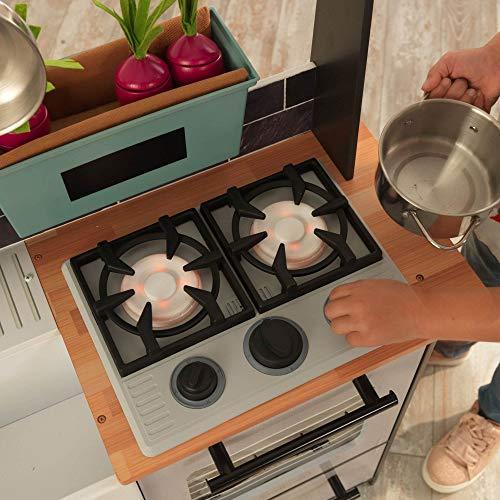 KidKraft Farm to Table Play Kitchen Set, Large, Multicolor