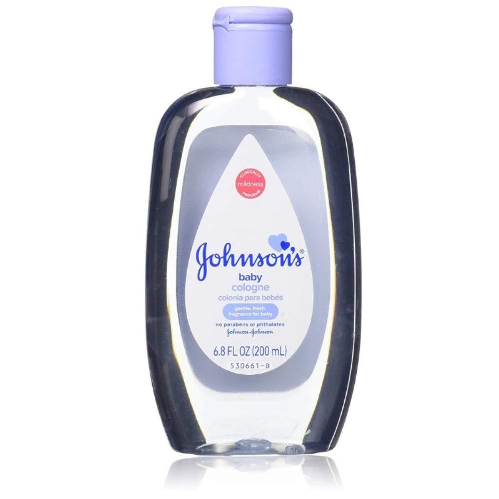 JOHNSON'S Baby Cologne 6.80 oz (9 Pack) by Pharmapacks