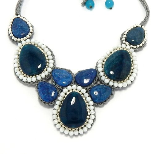 Pro Jewelry Luxury Bib Bauble Adjustable 21-22