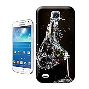 LarryToliver You deserve to have Cup smashing drinks-01 For samsung galaxy s4 Cases
