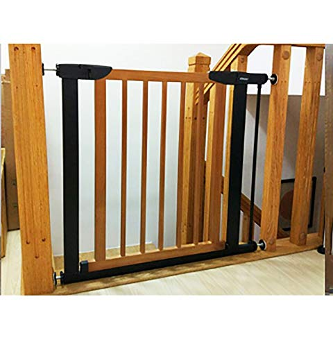 Infant Child Safety Gates Baby Stair Guardrail Safety Railing Pet Fence Isolation Door Bar, Height 74.5cm (Size : 96-103cm) by Baby gates (Image #2)