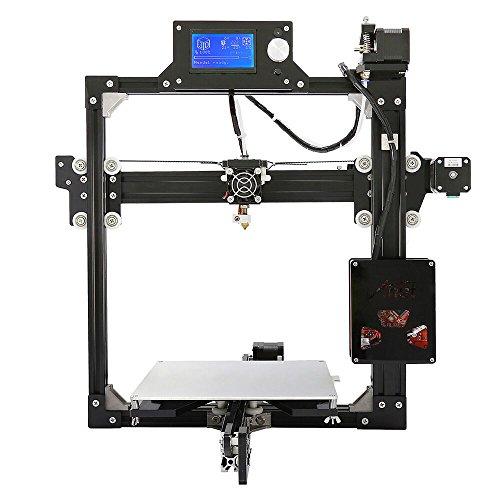 Full Metal Cadre Anet A2 Imprimante 3D Kit DIY Facile Assembler Avec Livraison 10 m Filaments Outils