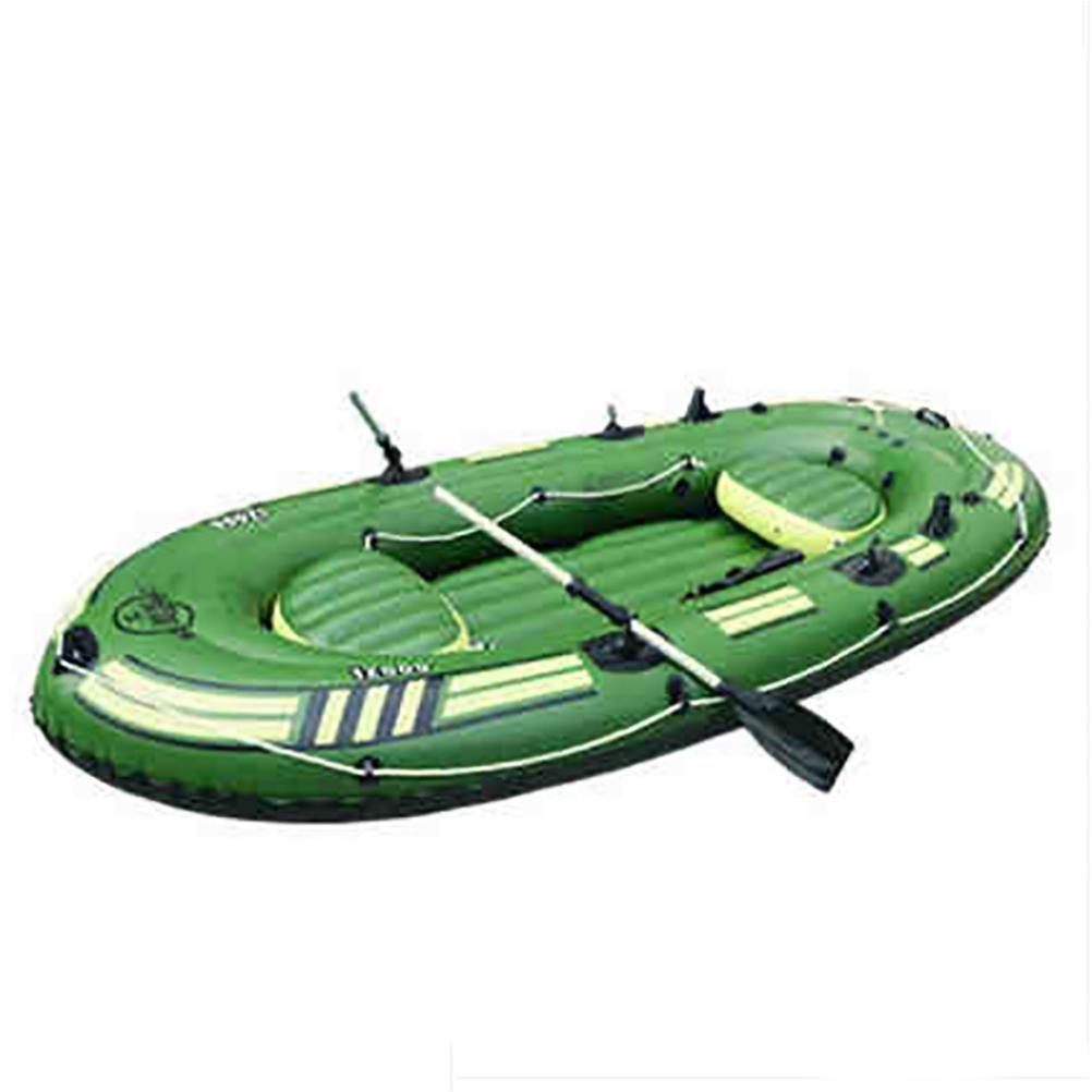 POTA 6 Persone Kayak Gonfiabile Addensato peschereccio gommone Sport Acquatici