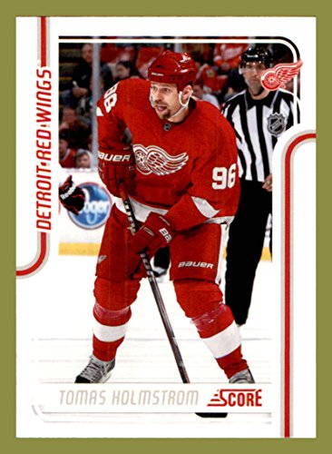 - 2011-12 Score GLOSSY Parallel #178 Tomas Holmstrom DETROIT RED WINGS (pks)