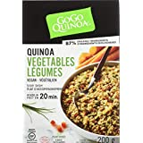 GoGo Quinoa Quinoa with Vegetables, 200g