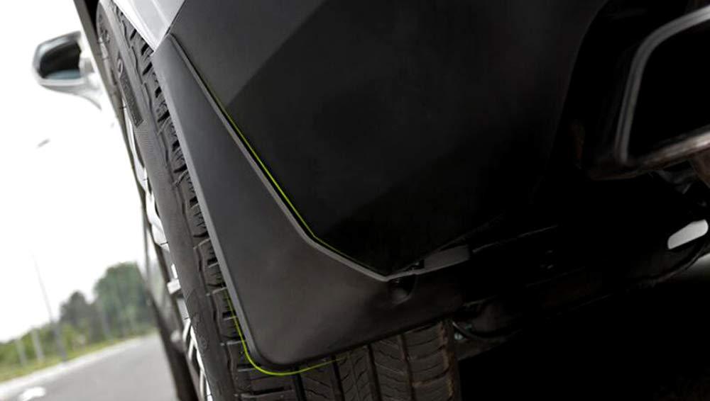 YUZHONGTIAN Car Accessories Mud Splash Flaps Guards Mudguard Fenders for Cadillac XT5 2016-2019