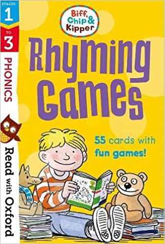 Read with Oxford: Stages 1-3: Biff, Chip and Kipper: Rhyming