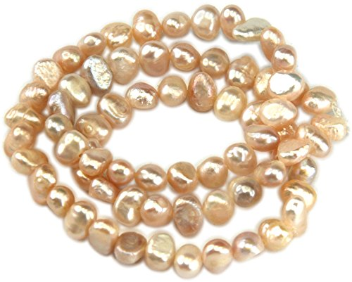 flat sided pearls - 4