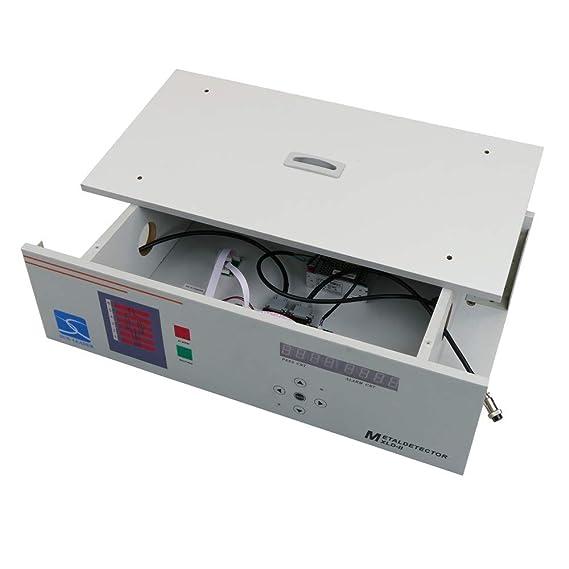 PrimeMatik - Arco de seguridad detector de metales multi zona: Amazon.es: Electrónica