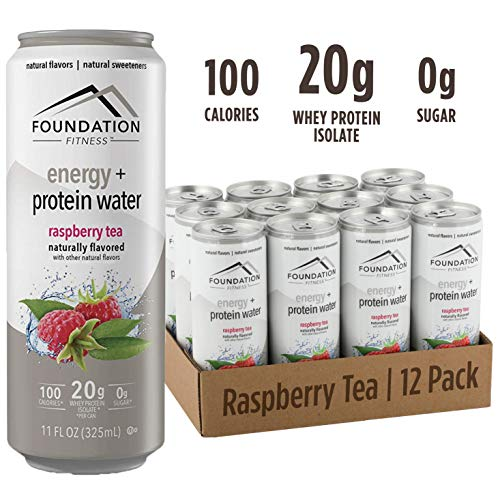 Foundation Fitness Protein Raspberry Sweetener