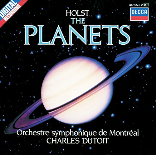Holst: The Planets, Op.32 - 3....