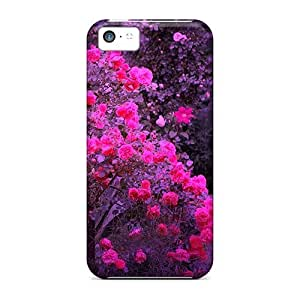 Phone Case Case Cover For Iphone 5c - Retailer Packaging Dreamly Garden Protective Case