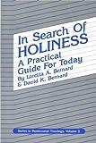 In Search of Holiness, Loretta A. Bernard and David K. Bernard, 0912315407