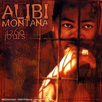 Cover Alibi Montana - 1260 jours