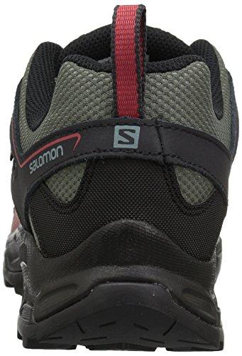 Salomon Mujeres Pathfinder Cswp W Zapato Para Caminar Castor Gray / Phantom / Mineral