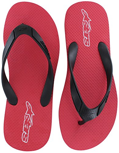 Alpinestars Mens Flip Flops ~ Advocate Red