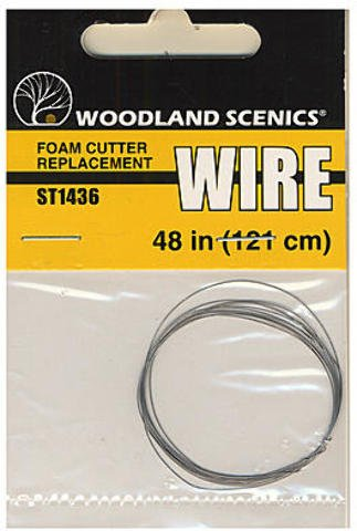 Woodland Scenics Hot Wire Foam Cutter and Accessories (Replacement Wire) ()