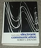 Electronic Communication, Robert L. Shrader, 0070571503