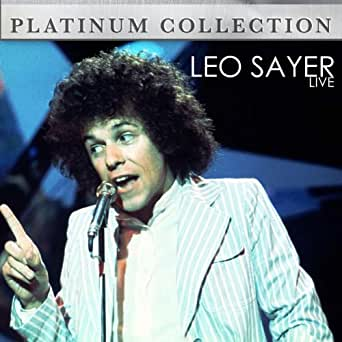 Leo Sayer Live By Leo Sayer On Amazon Music Amazon Com