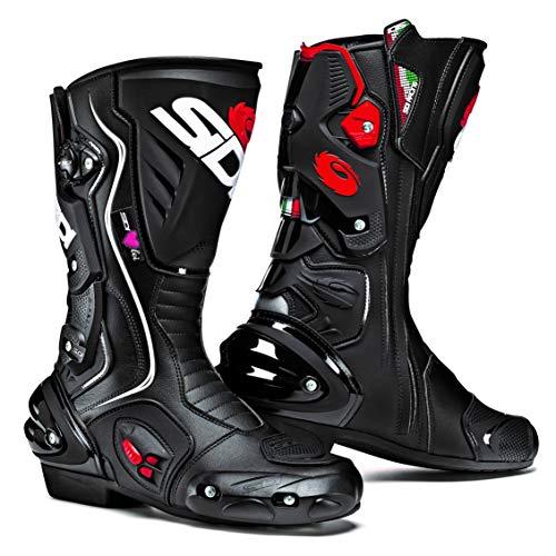 (Women's Vertigo 2 Lei Motorcycle Boots (8/40, Black) )