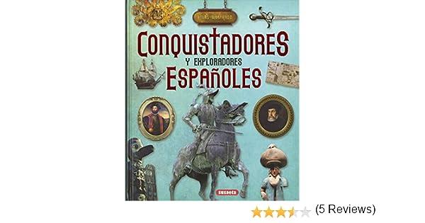 Conquistadores y exploradores Españoles Atlas Ilustrado: Amazon.es: Bergamino, Giorgio, Palitta, Gianni: Libros