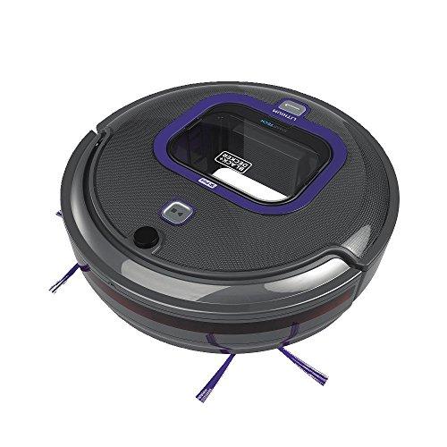 BLACK+DECKER HRV425BLP SMARTECH Lithium Robotic Pet Vacuum For Sale