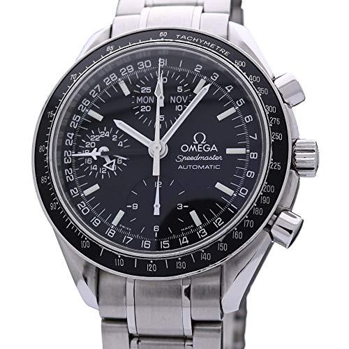 Omega Speedmaster Swiss-Automatic Male Watch 3520.50 (Certified ()