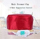 QQA Hair Thermal Steamer Treatment SPA Cap Nourishing Care Hat New Beauty Steamer Nourishing Hat 23 X 17Cm