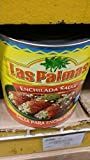 Las Palmas Red Enchilada Sauce 102 Oz (2 Pack)