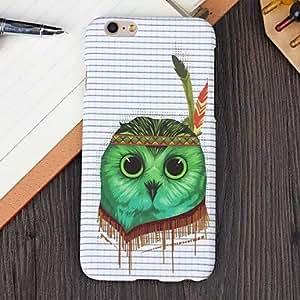 QHY Luminous Animal Pattern Hard Case for iphone 6 Plus