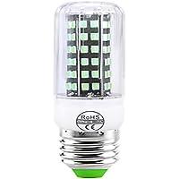 XKBESTGO Lámpara germicida UV, bombilla led de maíz, lámpara de desinfección ultravioleta de ozono, 110V E27