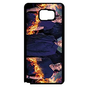 Handsome Powerful Men Supernatural Phone Case Cover for Samsung Galaxy Note 5 Fantasy TV Series Design