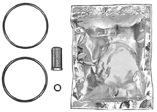 ACDelco 15-32871 Professional Air Conditioning VIR (Valve In Receiver) Desiccant Bag Service Kit (Desiccant Air Conditioning)