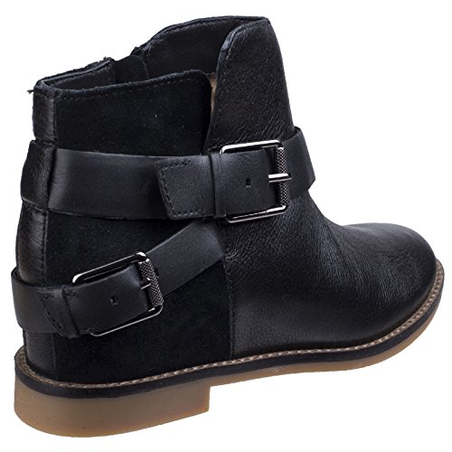 Puppies Ankle Hush Womens Felise Black Ladies Baubie Boots vqqRdUw