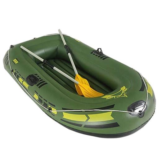 Kayak Bote Inflable Barco De Pesca Grueso Resistente Al ...