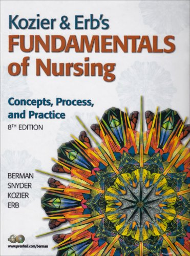 Fundamentals of Nursing: Concepts, Process, and Practice: Textbook and Study Guide Set