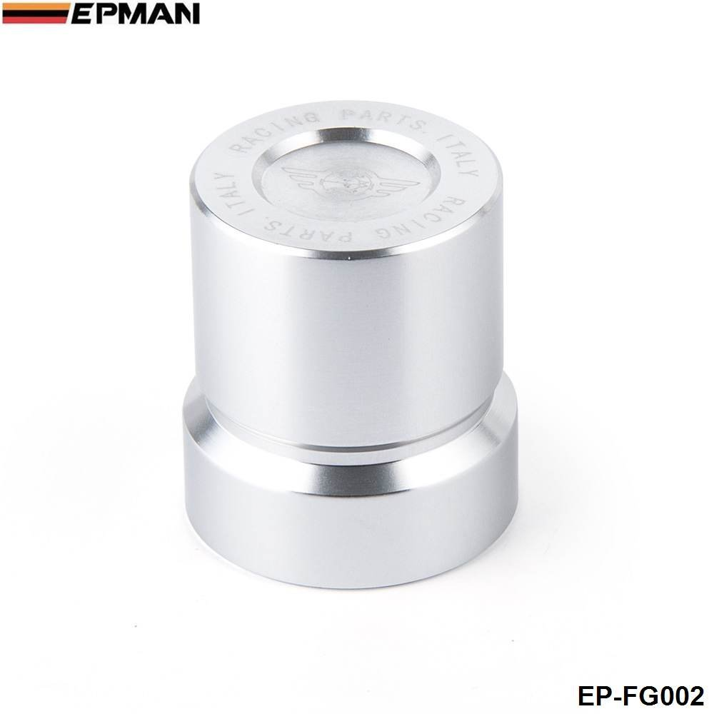 EPMAN VTEC Solenoid Cover For Honda's B-series, D-series, H-series VTEC Engines (Silver) RUIAN EP INTERNATIONAL TRADE CO. LTD